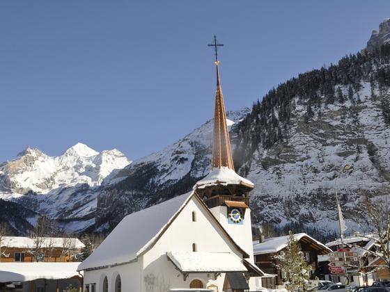 Kirche Kandersteg