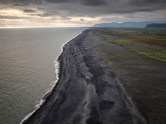 Vulkanstrand - Island