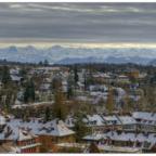 Bern und Alpen (MF-Nikkor 3.8-4.5 / 28-85mm / D7000)