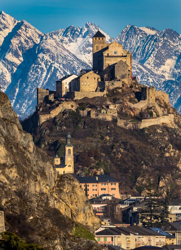 Hauptstadt des Wallis