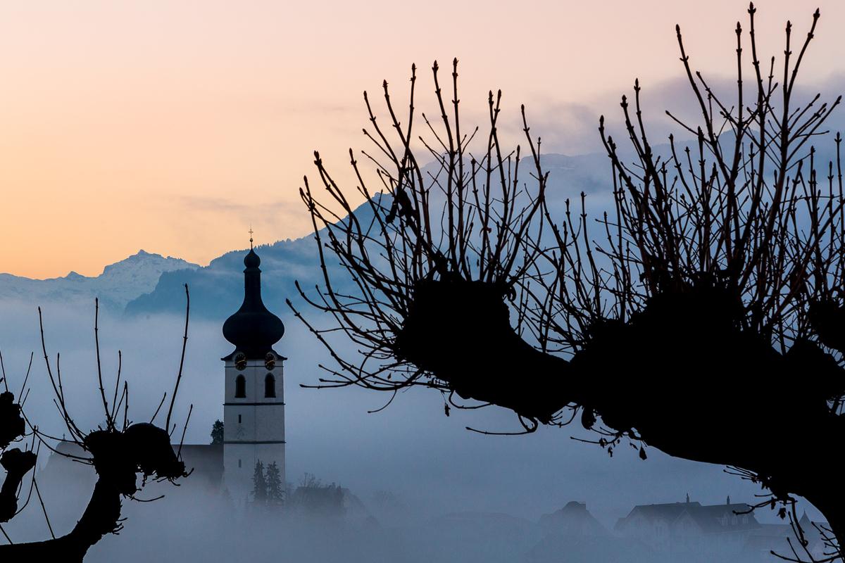 Der Nebel greift um sich